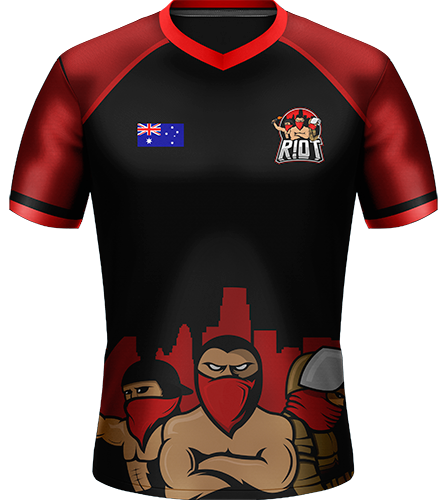 R!OT Gaming Pro Jersey