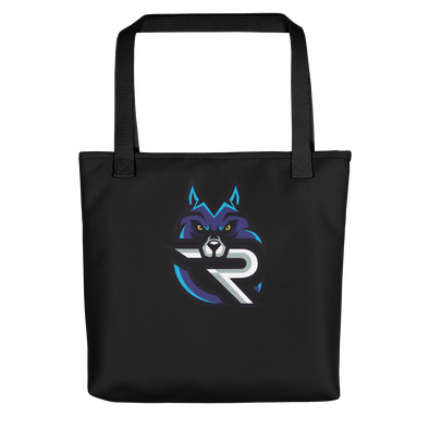 Rapid Esports Black Tote bag