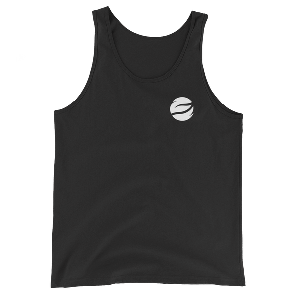 ESGO Basic Black Unisex Tank Top