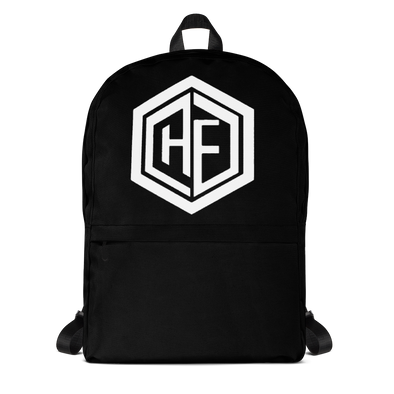 Heavy Force Gaming Black Backpack