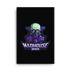 MadHouse Esports Canvas Poster - Black
