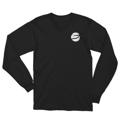 ESGO Basic Black Unisex Long Sleeve T-Shirt