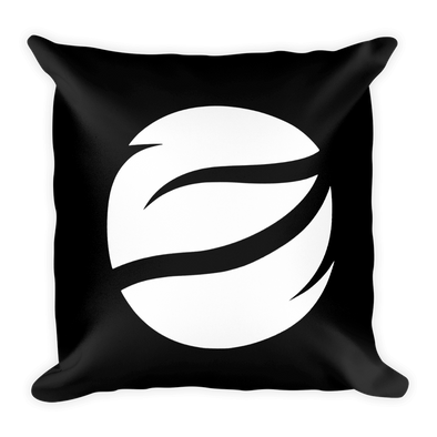 ESGO Basic Throw Black Pillow