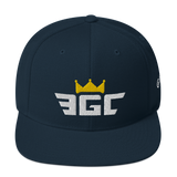 EGC Empire Snapback Hat (Embroidered)
