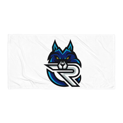 Rapid eSports Towel - White