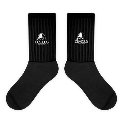 Devious eSports Socks - Black
