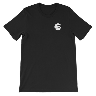 ESGO Basic Black Unisex T-Shirt