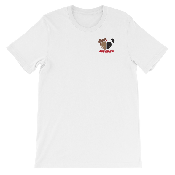 Monkey8panda Unisex Short Sleeve T-Shirt