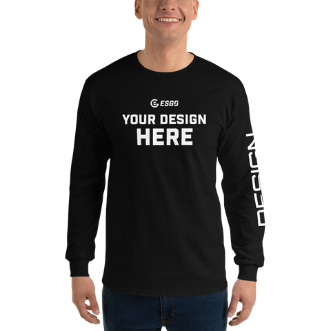 Long Sleeve T-Shirt (Sleeve Print)