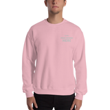Crewneck (Embroidered)