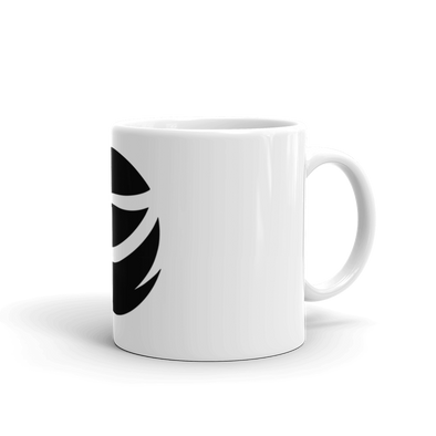 ESGO Basic White Coffee Mug