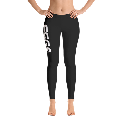 ESGO Basic Black Leggings