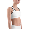 Sports bra Front Logo Basic Design
