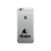 Devious eSports iPhone Case - Clear