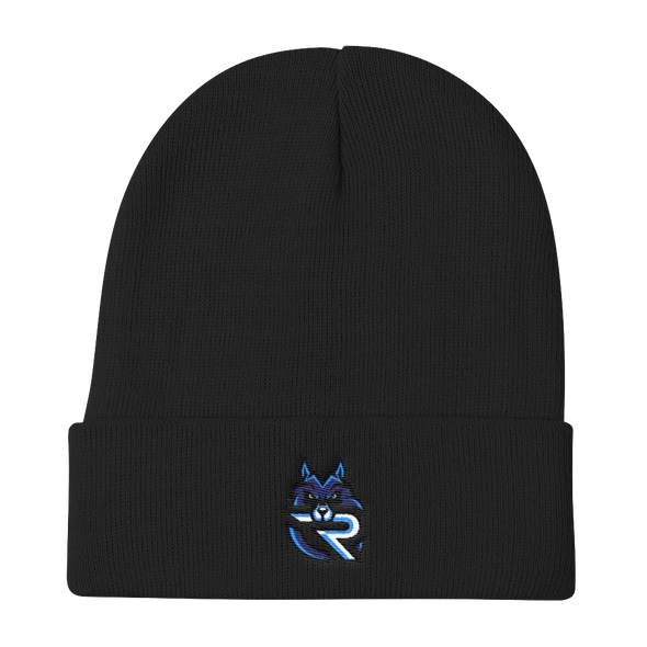 Rapid Esports - Black Knit Beanie