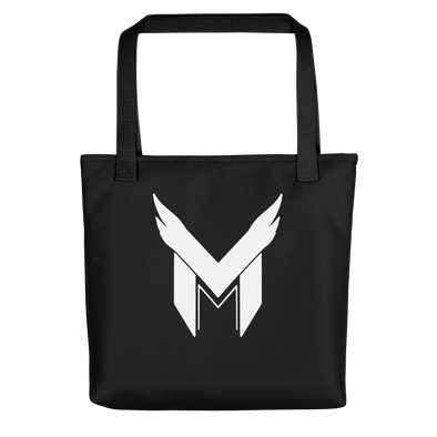 Team Mavarity Black Tote Bag