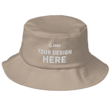 Bucket Hat (Embroidered)