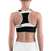 ESGO Sports Bra - Black Logo