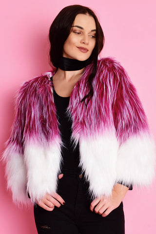 Faux Fur & Fab = Winter #MustHave