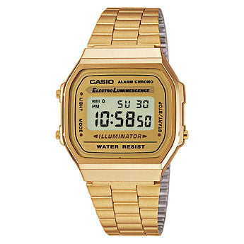 CASIO - ALL GOLD CLASSIC WRIST WATCH