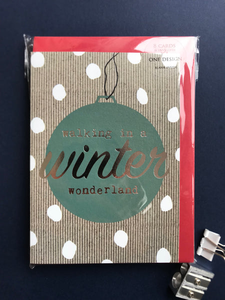 Winter Wonderland 8-Pack Cello