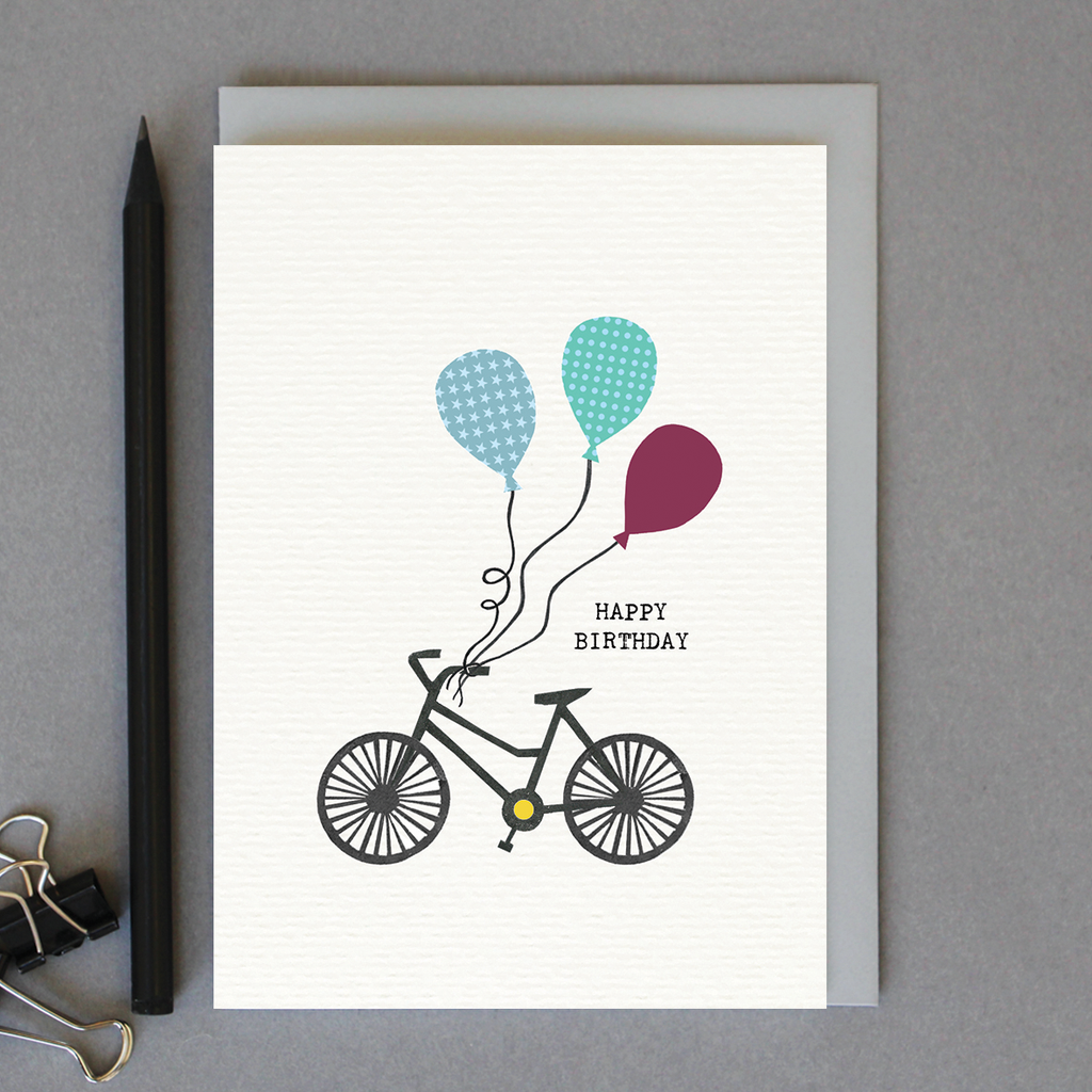Bike & Balloon