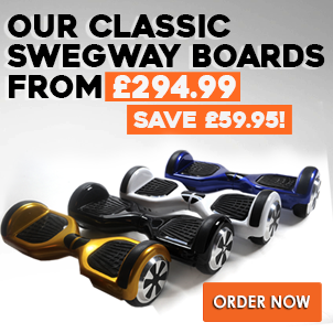 iSwegway Review - The Best Swegway Hoverboard 2016