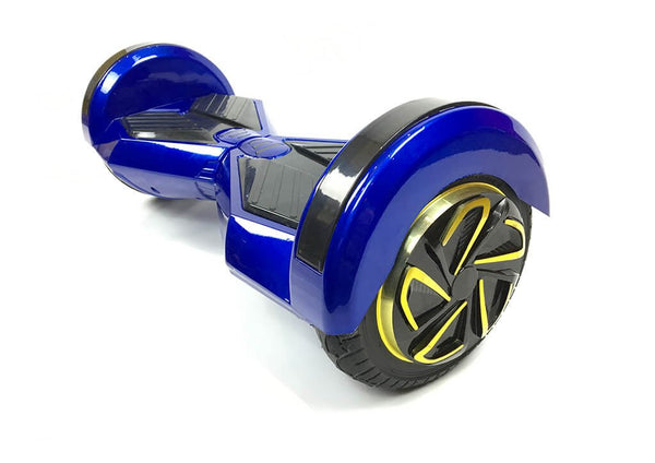 "Graded Blue 8"" Swegway Hoverboard (Bluetooth)"