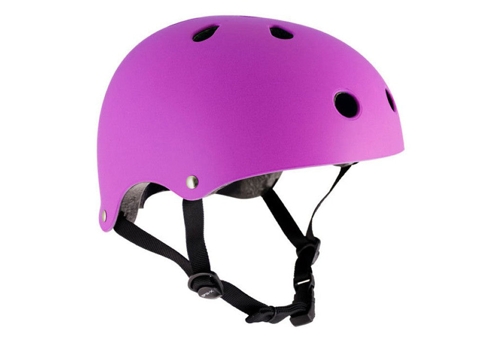 Matt Purple SFR Essentials Helmet