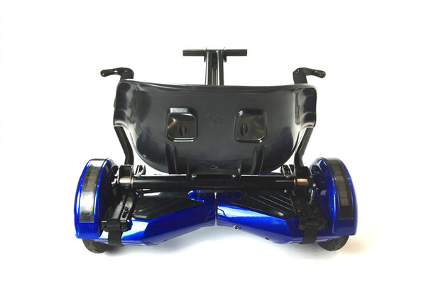 "8"" Kart Bundle - Blue Bluetooth Swegway + Hoverkart"