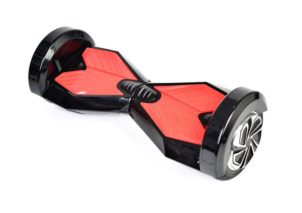 Black Red 8 Swegway Hoverboard Bluetooth Iswegway