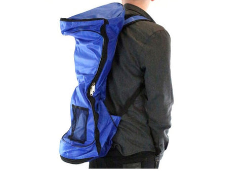 "6"" Swegway Shoulder Carry Bag (Blue)"