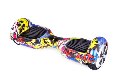 "Comic Print 6"" Swegway Hoverboard"