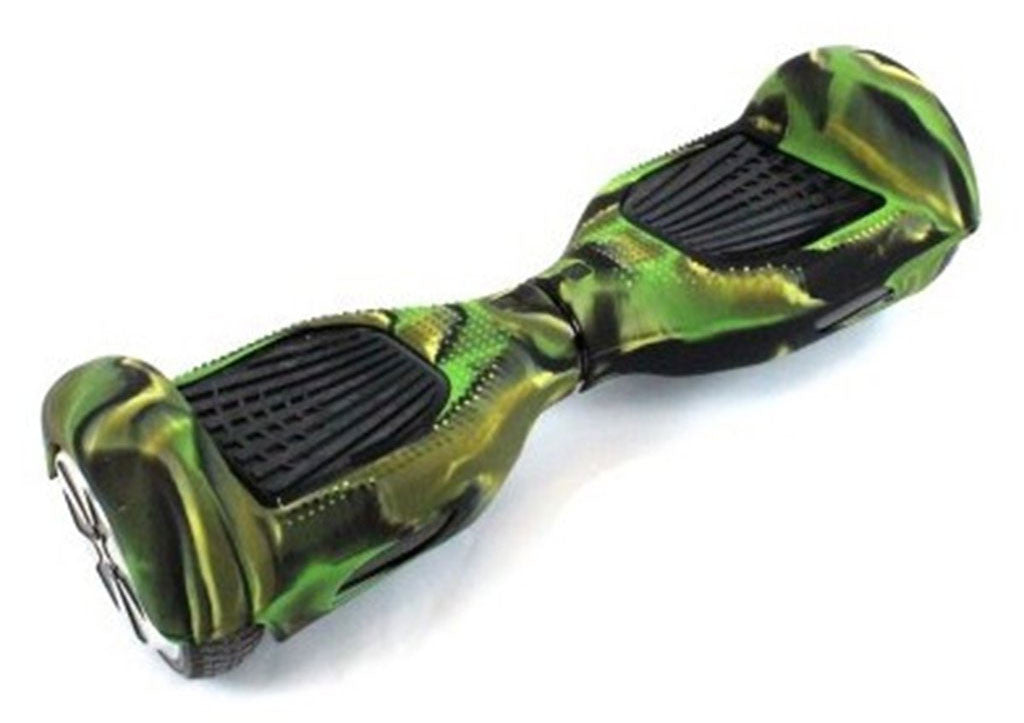 "Green Camouflage Protective Swegway Cover (for 6.5"" Swegway)"