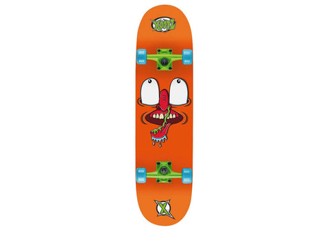 "Snot Print Xootz Kids Double Kick Skateboard (31"")"