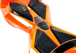 "Orange 8"" Swegway Hoverboard (Bluetooth)"
