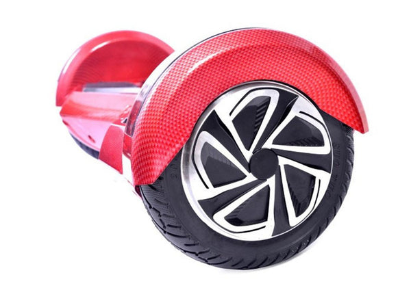 "Red 8"" Swegway Hoverboard (Bluetooth)"