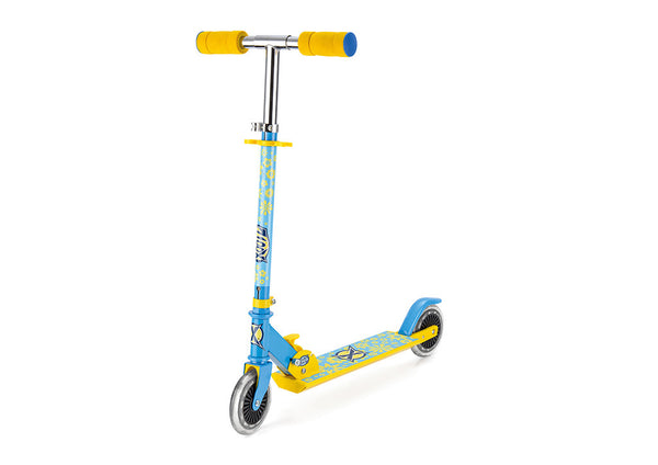 Two Wheel Kids Scooter (Flower)
