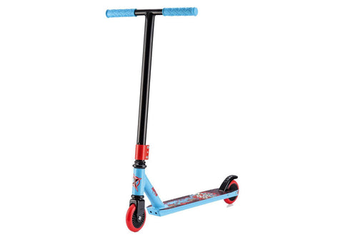 Two Wheel Stunt Scooter (Slasher Blue, Kids)