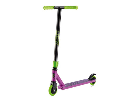 Two Wheel Stunt Scooter (Toxic Purple, Kids)