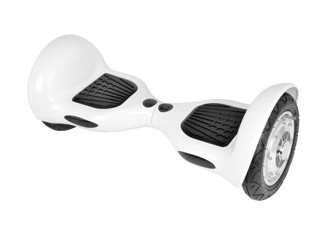 "White 10"" Swegway Hoverboard"