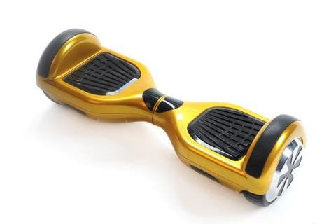 "Gold 6"" Swegway Hoverboard (Refurbished)"