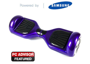 "Purple 6"" Swegway Hoverboard"