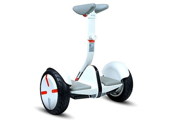white segway minipro ninebot minipro by iswegway. Black Bedroom Furniture Sets. Home Design Ideas