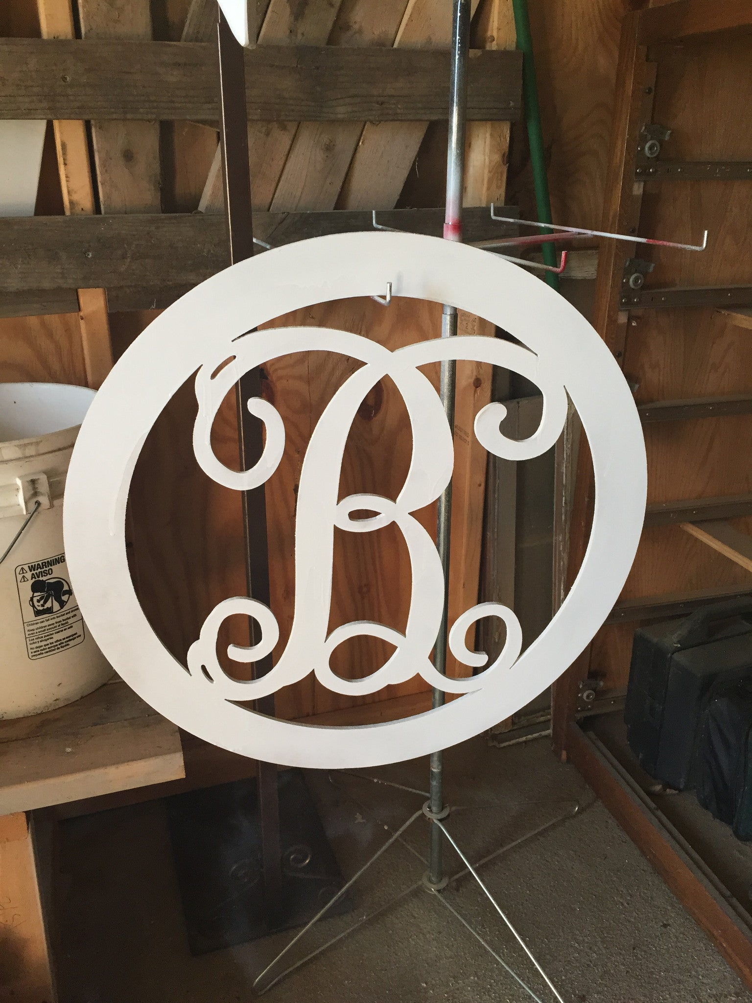 Wooden Letter 18 Inch