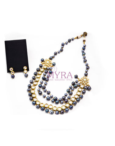 Bela Necklace Set