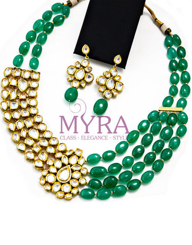 Bhuvi Necklace Set