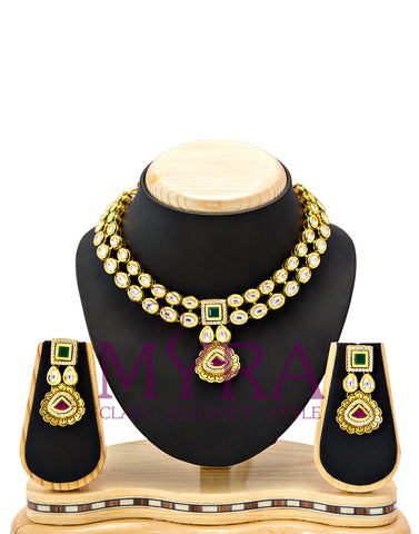 Dhun Necklace Set