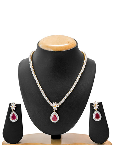Zaver Necklace Set