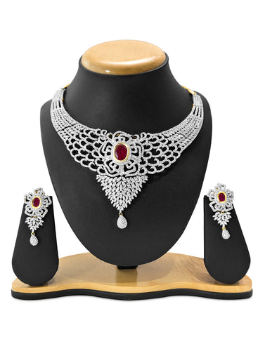 Virupin Necklace Set